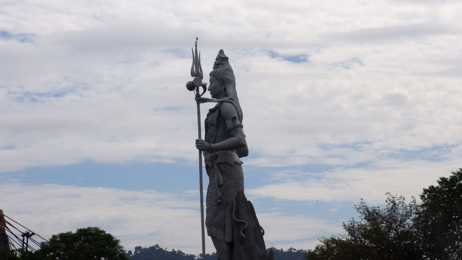 Shiva at Hardwar
